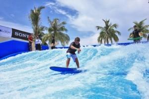 wave initiation